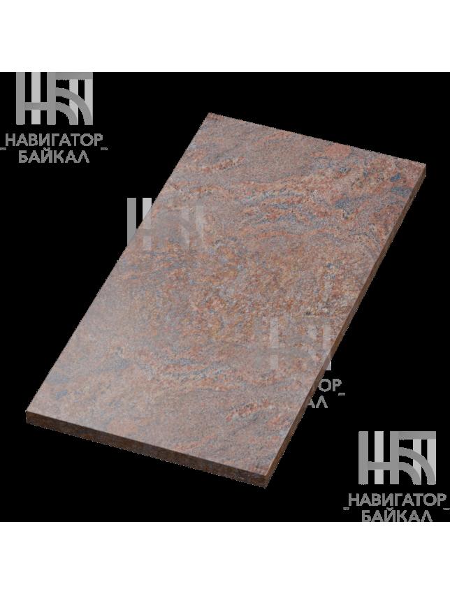Надгробная плита MultiColor 1200*600*40